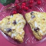 Holiday Scones - Two Ways 4