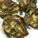 Mediterranean Grilled Artichokes