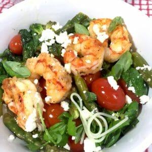 Shrimp Mediterranean