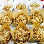 Baked Pumpkin Pecan Muffins