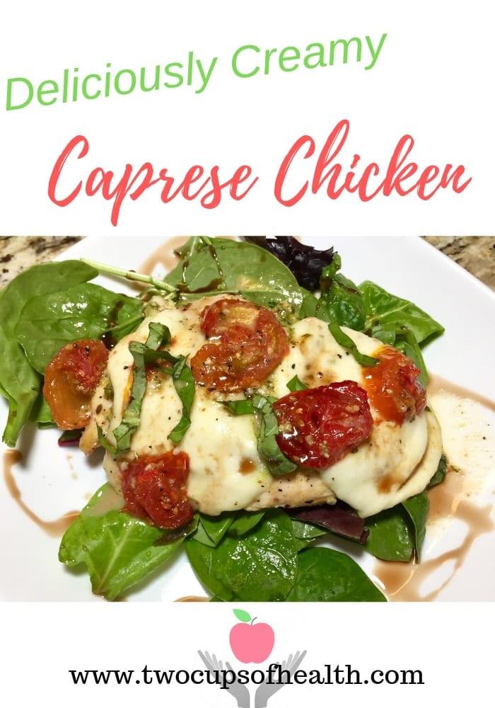 Caprese Chicken 2
