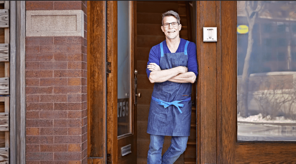 Chef Rick Bayless on How to Cook Mexican Food class